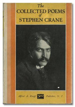 THE COLLECTED POEMS OF. Stephen Crane